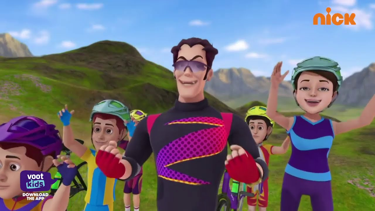 Download Shiva   शिवा   The Cycle Gang   Full Episode 34   Voot Kids