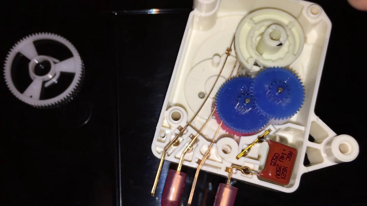 How A Refrigerator Defrost Timer Works