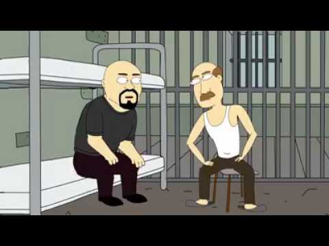 Прикол в тюрьме - смешное видео