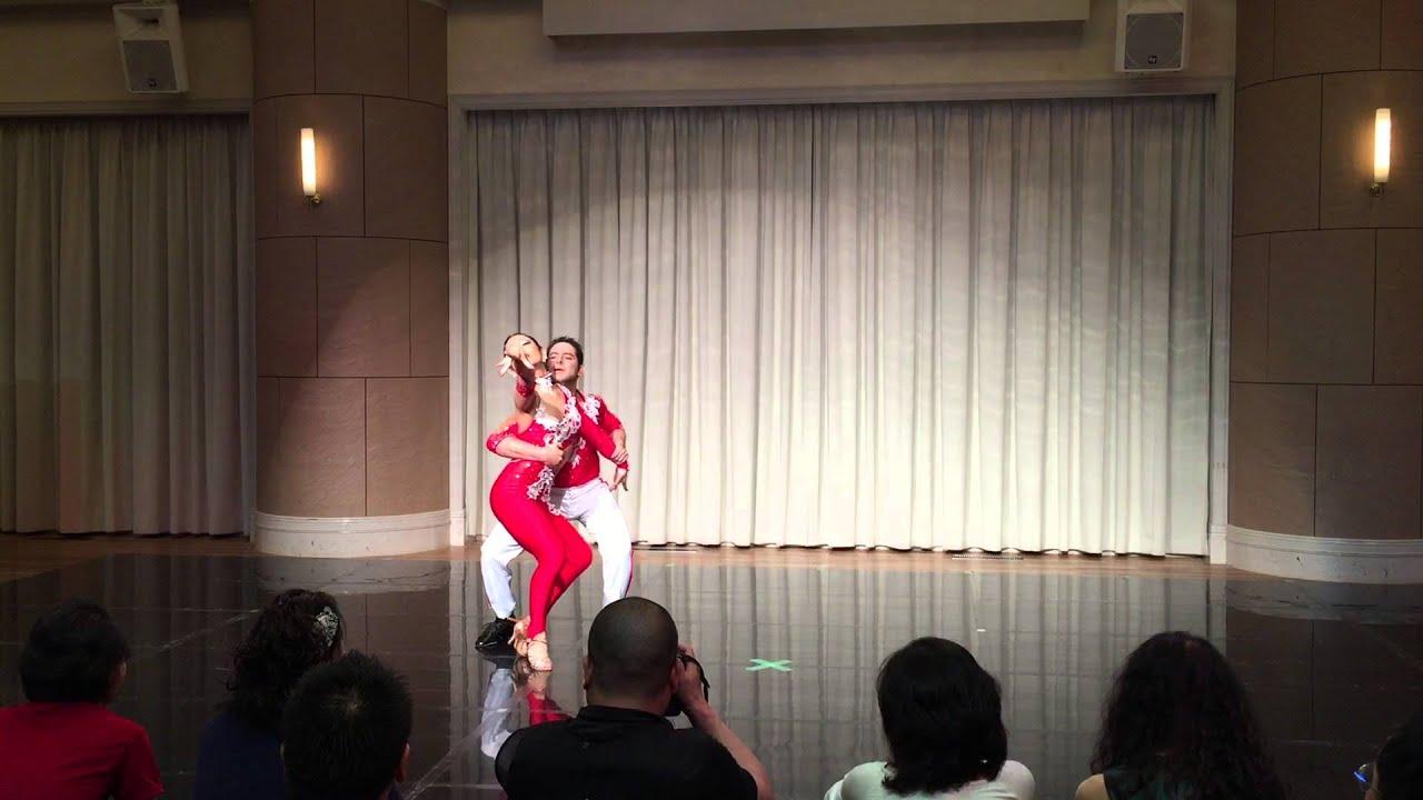 Nick & Yuko Asia Bachata Festival 14th June 2015 Nickchata & YukoDance - YouTube