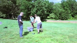 Kaos Cyclops Water Balloon Launcher From Thinkgeek