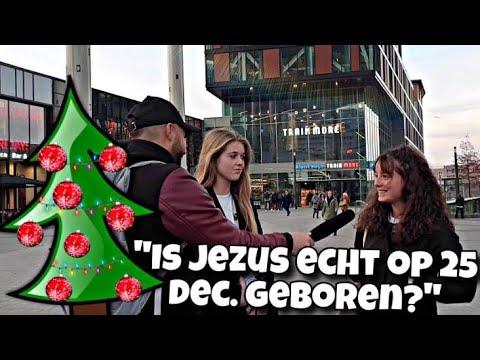 Is JEZUS Echt 25 December Geboren En Mogen Moslims KERST Vieren? | Abdellatif Ouisa | Interview #17
