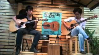 Guitar- Con Đường Màu Xanh