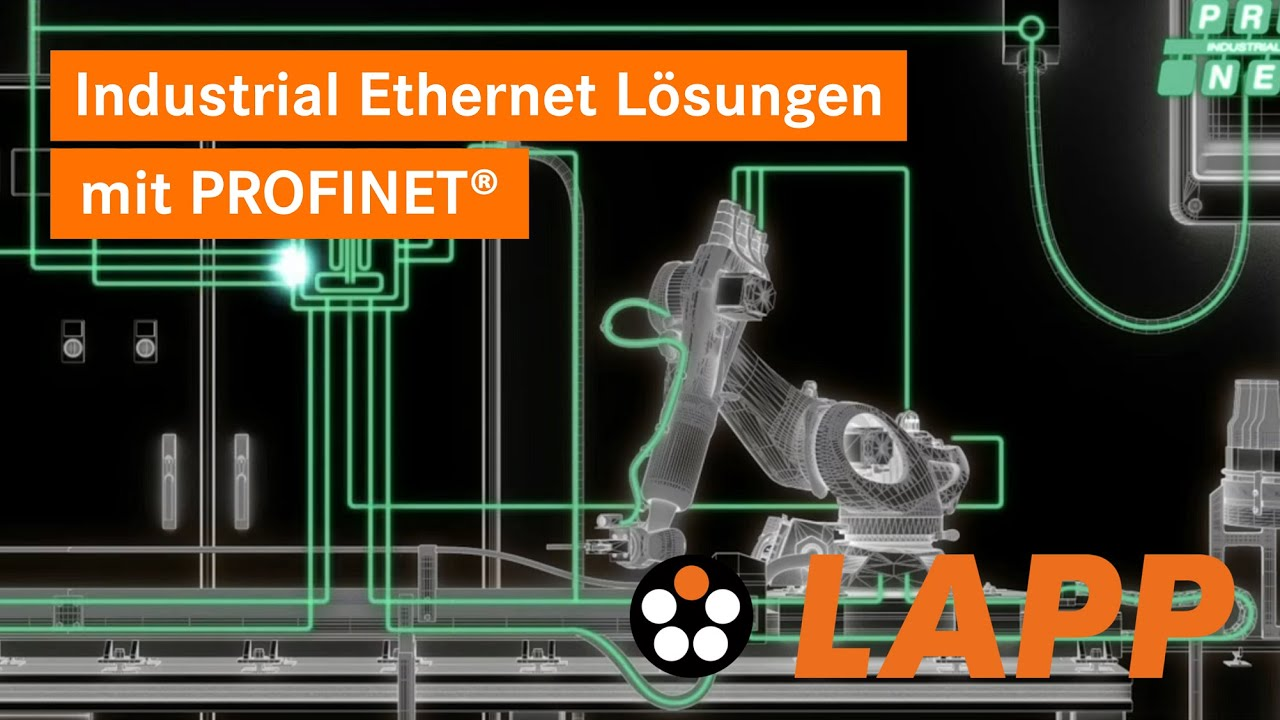 your solution provider for profinet cabling and connection www lappkabel com [ 1280 x 720 Pixel ]