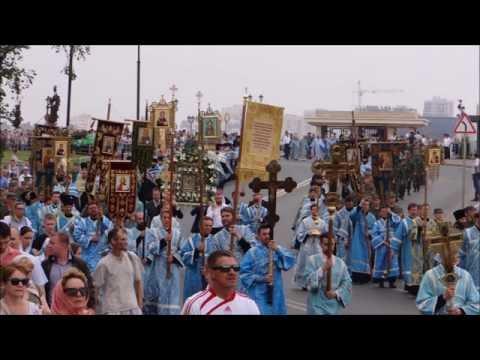 Крестный ход в Казани
