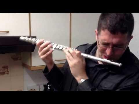 AQUALUNG COLIN!! Anchorman flute