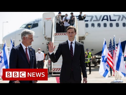 Israel And UAE In Historic Direct Flight Following Peace Deal - BBC News