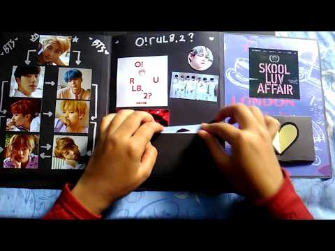 Scrapbook BTS ideas pt 1
