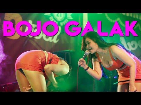 JIHAN AUDY feat FIA FEALS - BOJO GALAK