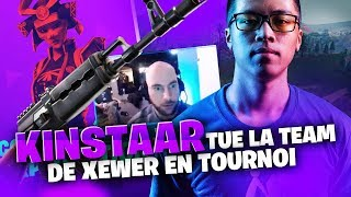 KINSTAAR TUE LA TEAM DE XEWER EN TOURNOI | COUPE EPHEMERE EXPLORATION