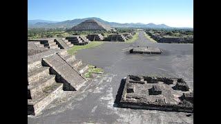 Pirámides de Teotihuacan, México
