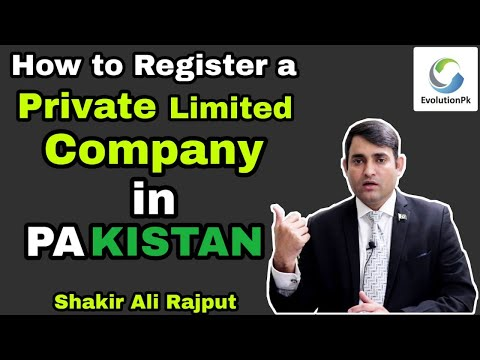 How To Register A Company In Pakistan | SECP Private Limited Company Registration 2020