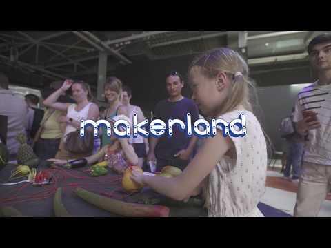 Festival Makerland Metz à BLIIIDA - Metz Fête, animation