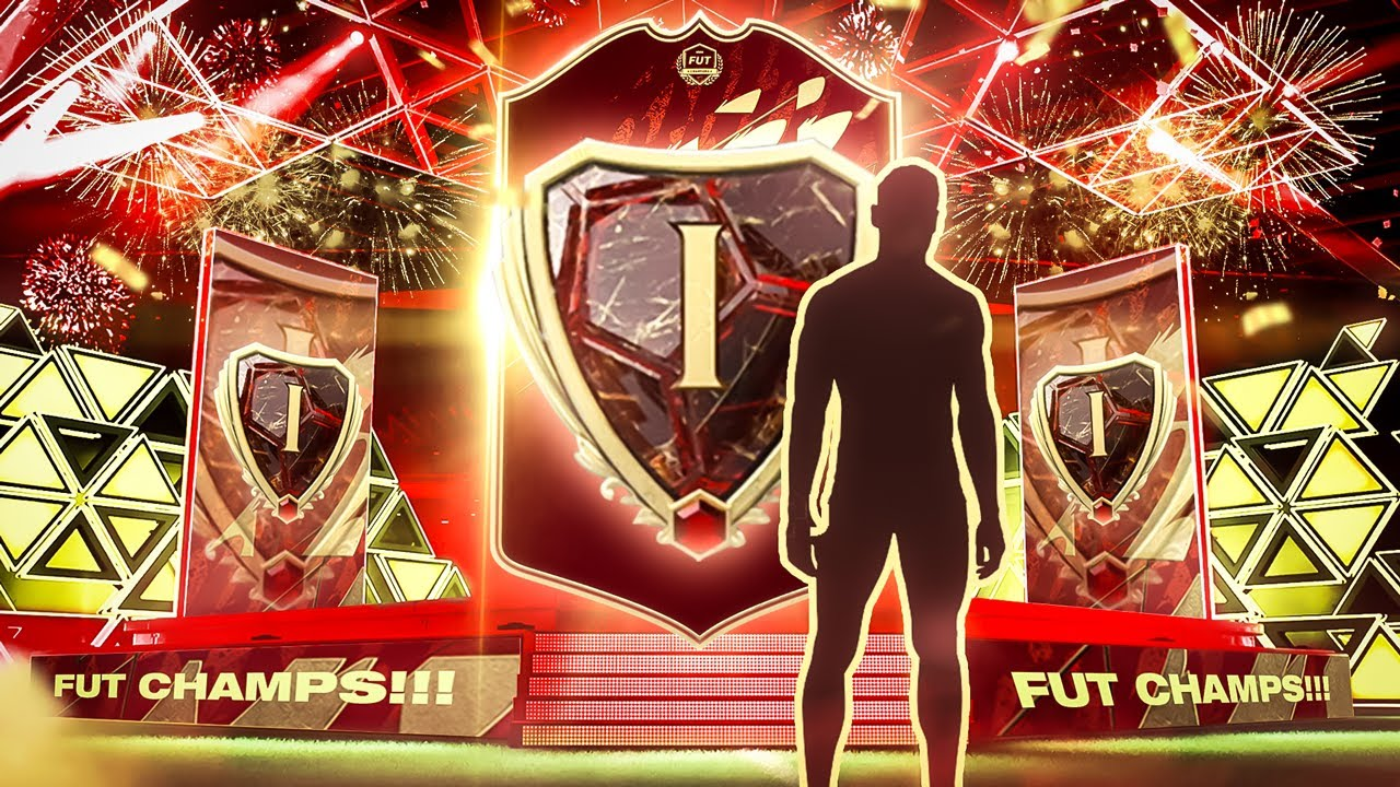 Download EPIC RANK 1 FUT CHAMPS REWARDS!!! FIFA 22