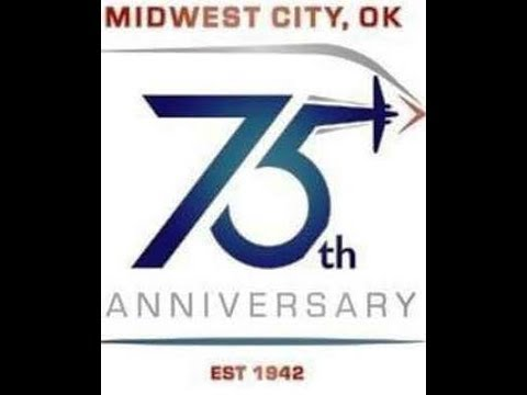 Midwest City 75th Anniversary