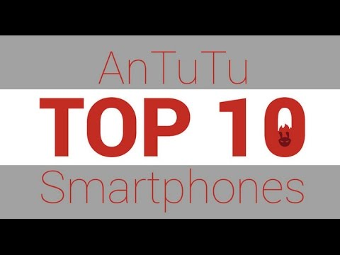 TOP 10 Android smartphones with highest Antutu scores 2016 so far/results(Fastest/Snapdragon 821)