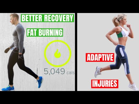 Walking Is Better Than Running For Fat Loss