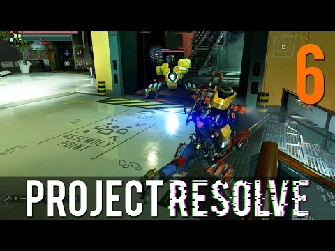 [6] Project Resolve (Let's Play The Surge PC w/ GaLm)