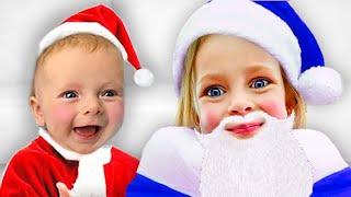 Кто такой Дед Мороз - Детская песня | Песни для детей от Майи и Маши
