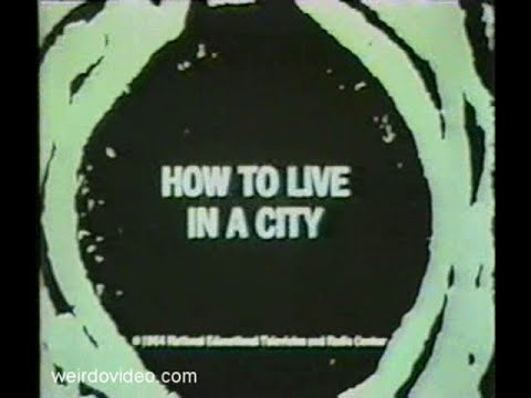 How to Live in a City  1964