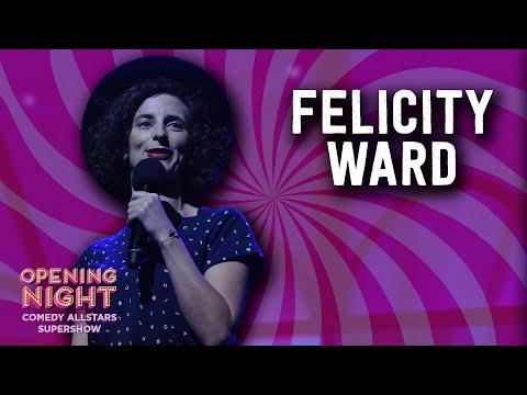 Felicity Ward - 2016 Opening Night Comedy Allstars Supershow