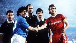 Diego MARADONA VS Bayern Munich (1989) - Classical Match