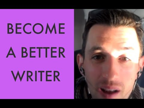 How to Become A Better Writer