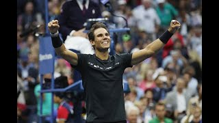 2017 US Open: Rafael Nadal Wins 16th Grand Slam Title