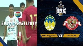 Bali United (0) vs (1) Timnas U-23 - Goal Highlights | Trofeo HB X 2019