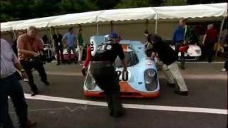 Gulf Porsche 917 Racing Fascination