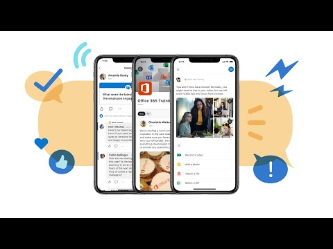 Meet The New Yammer Mobile App