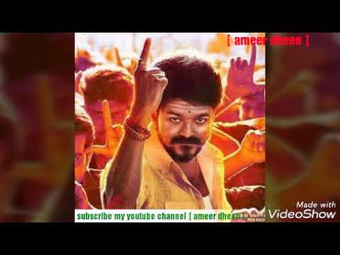 Mersal - Mersal Arasan Tamil Lyric Video |...