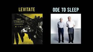 levitate x ode to sleep (mini mashup)