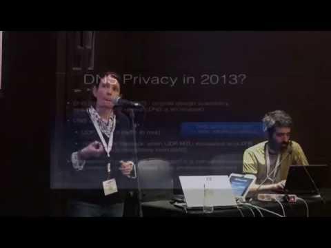 IETF 97 - DNS Privacy Tutorial
