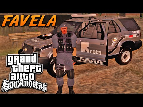 Policia 24 Horas - GTA Multiplayer
