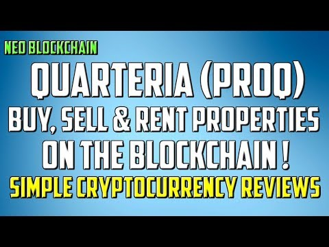 Quarteria Review - Buy, sell, rent properties on Blockchain!