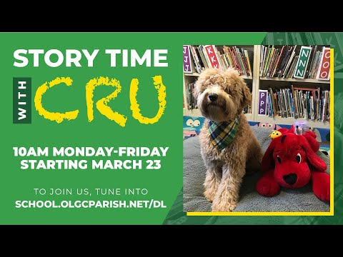 """""""Story Time With Cru #24"""""""