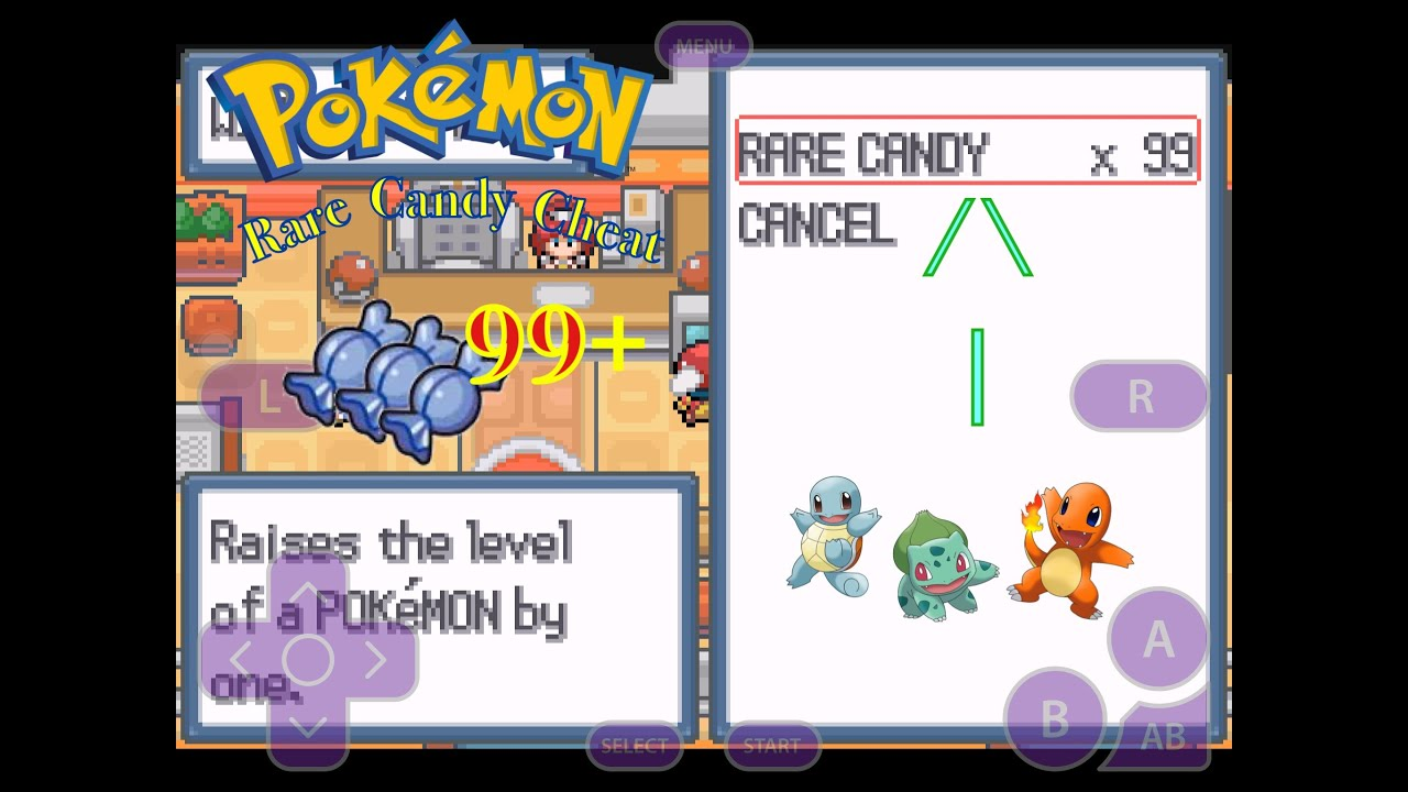 Pokemon Light Platinum (Rare Candy Cheat) [Works On IOS