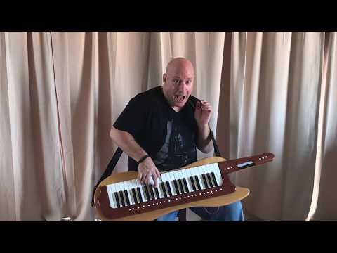 RealGuitar 5 Performance Video w Keytarjeff