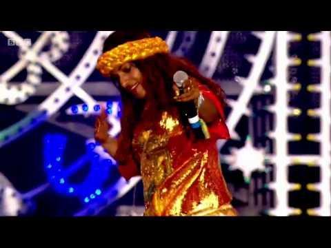 M.I.A. Glastonbury 2014 -