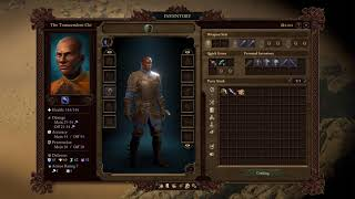 Pillars of Eternity 2 Beta 4 Transcendent and Scout Highlight