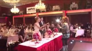 Драгоценная Анна - свадьба во францусском стиле