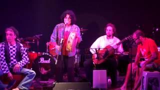 "Norma Peralta ""Arriba quemando el Sol"" (Violeta Parra). CC del Sur. 08-11-14.-"