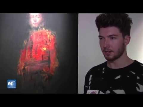 Jake Wood-Evans honra a pintores del siglo XVIII