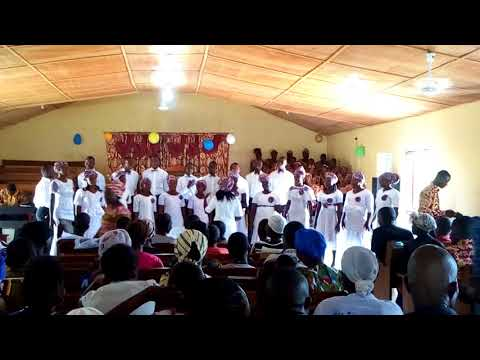 Advent Ambassadors (Sinyea SDA Church, Bong County,  Liberia)