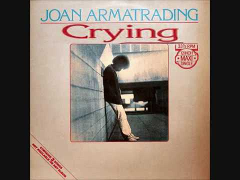 Joan Armatrading -  Crying (rare)