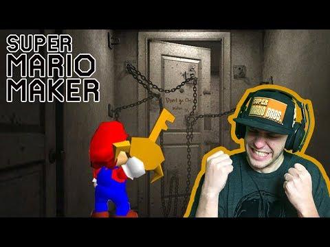 The Grand Escape Room Part 3! Mario Maker