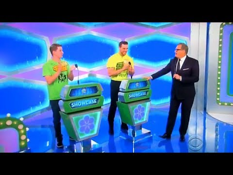 The Price is Right - Showcases - 5/23/2018