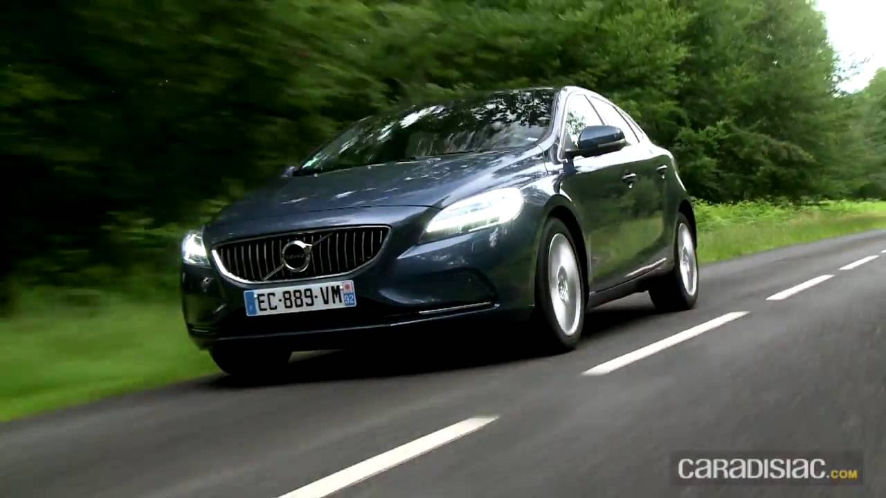 essai volvo v40 restyl e 2016 l ger coup de marteau youtube. Black Bedroom Furniture Sets. Home Design Ideas