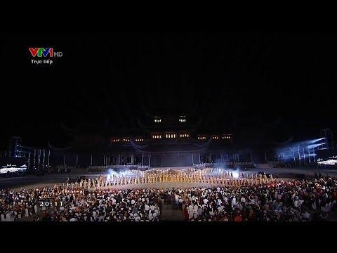 Video VTV1 truyền hình trực tiếp Vesak 2019: Đại lộ di sản - Nơi hội tụ của những sự khác biệt